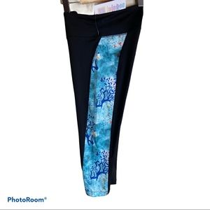 Women's LuLaRoe Jade Activewear Capri Leggings